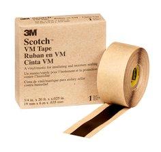 3M™ VM vinyl/mastisk tape 19x6; 0,64 mm tyk