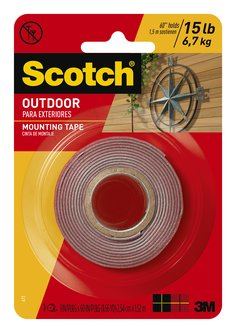 Scotch® 411 Outdoor Mounting Tape