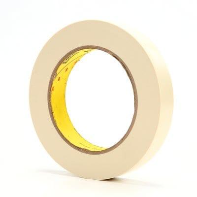 3M(TM) Electroplating Tape 470 Tan, 3/4 in x 36 yd 7.1 mil