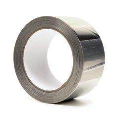 3M(TM) Stainless Steel Tape 3361 Silver, 2 in x 18 yd 3.8 mil