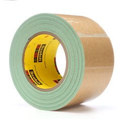 3M(TM) Impact Stripping Tape 500 Green, 3 in x 10 yd 33.0 mil