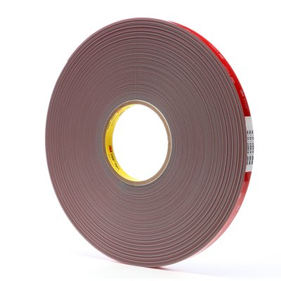 3M™ VHB™ Tape RP45F Gray, 1/2 in x 36 yd 45 mil