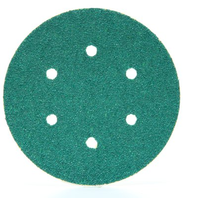 3M™ Green Corps™ Stikit™ Production Disc D/F, 01667, 6 in, 40E