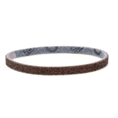 Scotch-Brite™ SE Surface Conditioning Belt, 1/2 in x 18 in A CRS