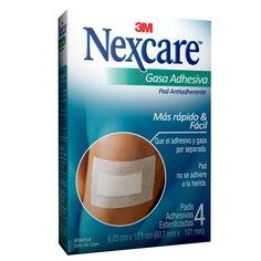Gasa Adhesiva Nexcare® con Pad