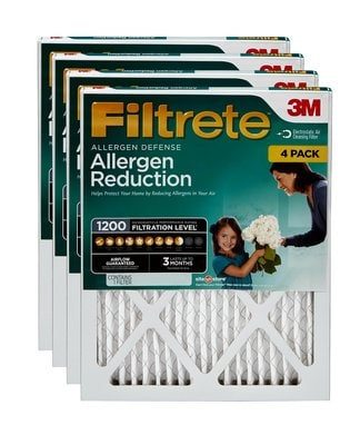 3M(TM) Filtrete(TM) 1550 Allergen Reduction Air Filter