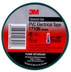 1710N PVC Electrical Tape Green Image