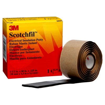 3m Scotchfil Electrical Insulation Putty 38 Mm X 1 5 M