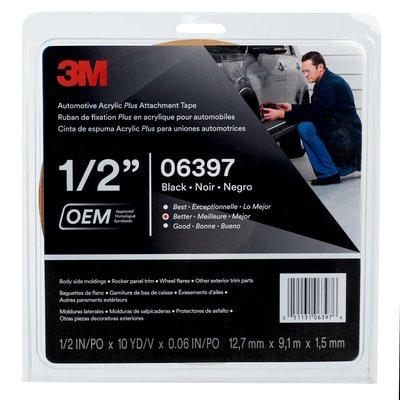 3M™  Automotive Attachment Tape 06397 1,2 CFIP
