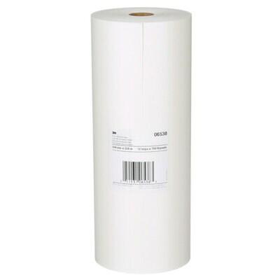 3M™ White Masking Paper, 06538, 12 in x 750 ft