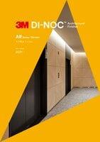 3M™ ダイノック™ フィルム ARシリーズ ( キズ防止フィルム )見本帳エレベーター用