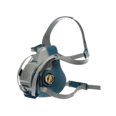 3M™ Quick Latch Rugged Comfort Half Facepiece Reusable Respirator, 6503QL, large, 10/case