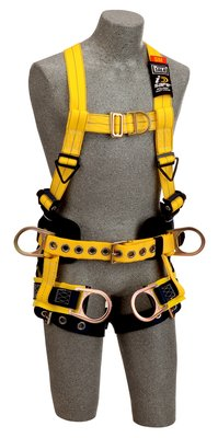 Delta Vest Style Tower Climbing Harness