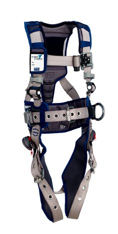 3M™ DBI-SALA® ExoFit STRATA™ Construction Style Positioning/Climbing and Retrieval Harness
