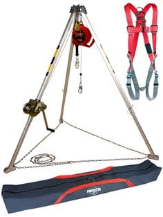 AA805AG2 Protecta Confined Space Tripod System