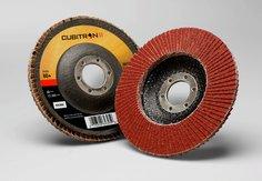3M(TM) Cubitron(TM) II Flap Disc 969F, Type29