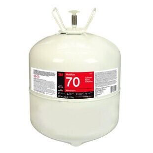 3M™ HoldFast 70 Cylinder Spray Adhesive Clear
