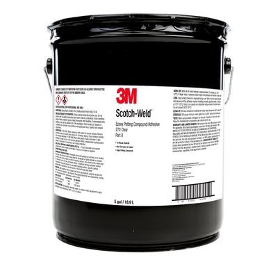 3M™ Scotch-Weld™ Epoxy Potting Compound 270 Clear Part B