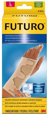 FUTURO™ Reversible Splint Wrist Brace, beige