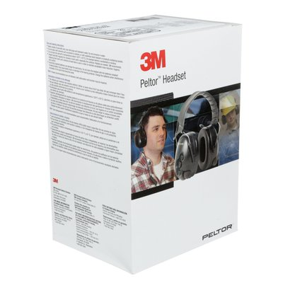 3M™ PELTOR™ 2-Way Communications Headset, MT7H79A, over-the-head