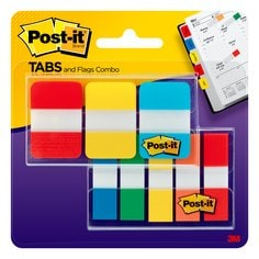 Post-it® Tabs Combo Pack, 686-Combo1