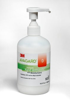 Avagard D Instant Hand Antiseptic with Moisturizers 9222