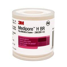 Fita Médica Suave Medipore™ H 2864BR-4.5 - 10 cm x 4,5 m