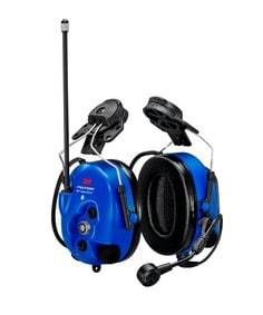 3M™ PELTOR™ WS™ LiteCom PRO III EX Headset, 32 dB, 403-470 MHz, Analogue/Digital, Helmet Mounted, MT73H7P3E4D10EU-50