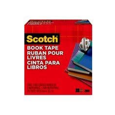 Scotch® Kitap Bantı, 845-200,(50,8 mm x 13,7 m)