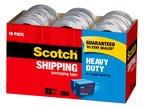 Scotch® Shipping Packaging Tape Heavy Duty