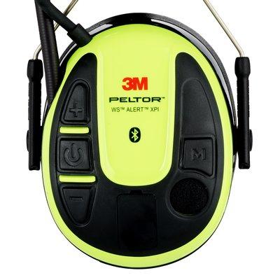 3M™ PELTOR™ WS™ ALERT™ XPI-headset