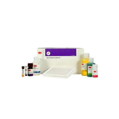 3M™ Allergen Testing - ELISA Protein - Family Shot, Center Front Out of Package