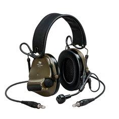 3M™ PELTOR™ ComTac™ VI NIB Headset, 28 dB, Groen, Hoofdband, MT20H682FB-19BN
