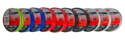 1710 electrical tape rainbow pack