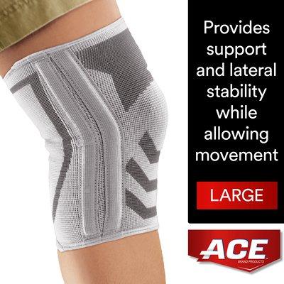 ACE Compression Knee Brace Hero Image Size Large