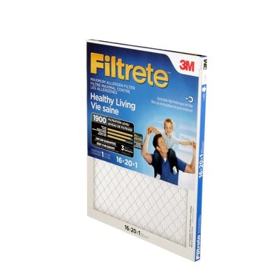 Healthy Living Maximum Allergen Filter 16x20x1