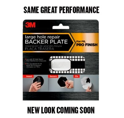 Large Hole Repair Plate New Look Online Image