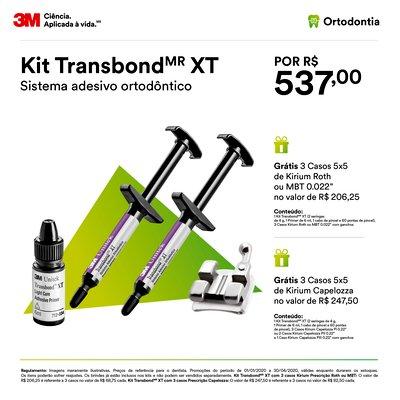 Imagem promocional do item Kit Transbond XT Promo.jpg no Q1 em 2020