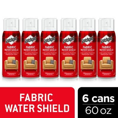 Scotchgard - Fabric Water Shield - 10oz x 6 -Main Ecomm Image
