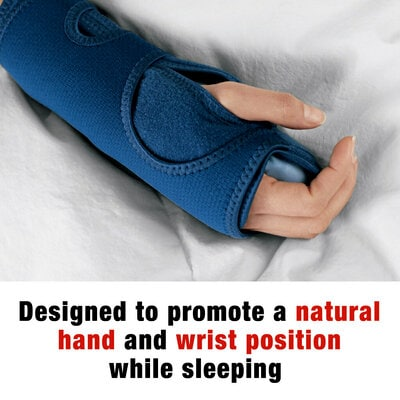 Night Wrist Sleep Support