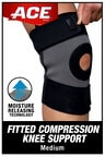 MEDIUM Fitted Compression Knee Support