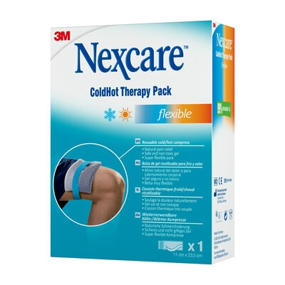 Nexcare™ ColdHot Therapy Pack Flexible - clip