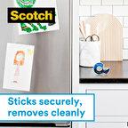 Scotch® Wall-Safe Tape Enhanced Application Image EN 03