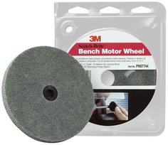 Scotch-Brite(TM) Bench Motor Wheel 07744