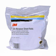 3M(TM) Stikit(TM) Gold Sheet Rolls 02594