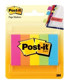 Post-it Page Markers 670-5AN_PKG_01_CMYK