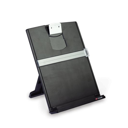 Porte copies de bureau de 3M(MC), DH340MB, 3,375 x 12 x 1,75 po