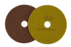 Scotch-Brite(TM) Sienna Diamond Floor Pad Plus