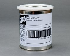 3M™ Scotch-Weld™ Epoxy Adhesive EC-1386 Cream quart