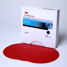 3M(TM) Red Abrasive Stikit(TM) Disc, MMM01113-1